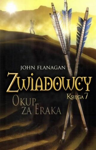 Okładka książki Zwiadowcy. Okup za Eraka