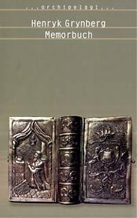 Okładka książki Memorbuch
