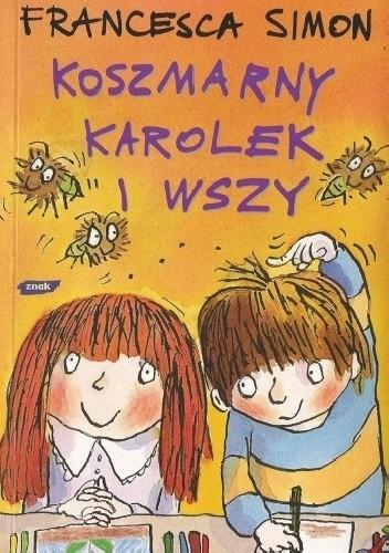 Okładka książki Koszmarny Karolek i wszy