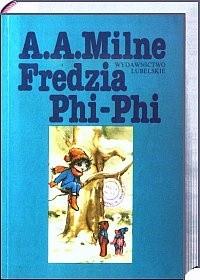 Okładka książki Fredzia Phi-Phi