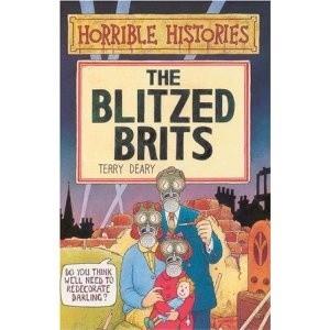Okładka książki The Blitzed Brits