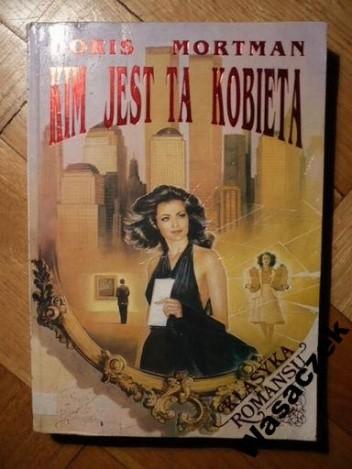 Okładka książki Kim jest ta kobieta