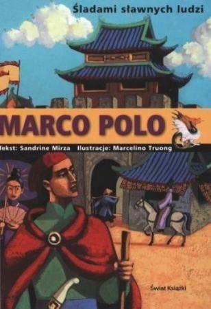 Okładka książki Marco Polo