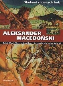 Okładka książki Aleksander Macedoński