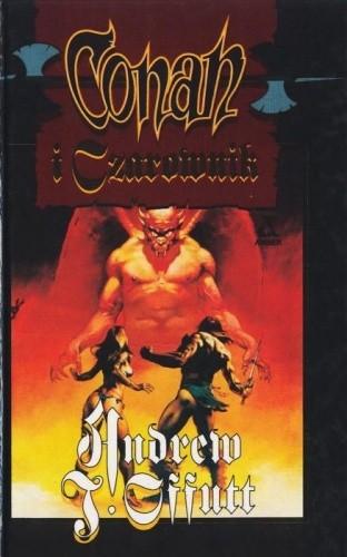Okładka książki Conan i czarownik