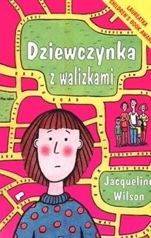 Okładka książki Dziewczynka z walizkami