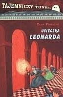 Okładka książki Ucieczka Leonarda