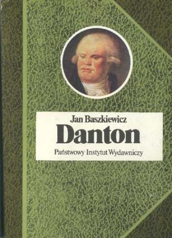 Okładka książki Danton