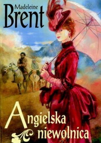Okładka książki Angielska niewolnica