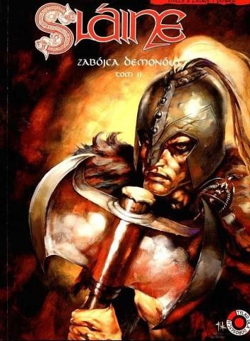 Okładka książki Slaine: Zabójca Demonów cz. 2