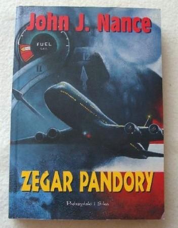 Okładka książki Zegar Pandory