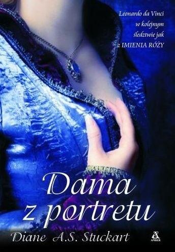 Okładka książki Dama z Portretu