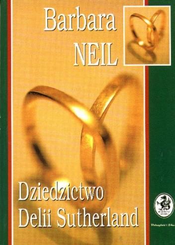 Okładka książki Dziedzictwo Delii Sutherland