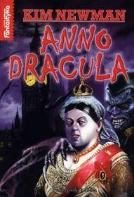 Okładka książki Anno Dracula