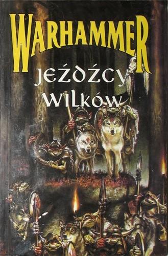 Okładka książki Jeźdźcy wilków
