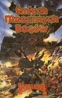 Okładka książki Śmiech mrocznych bogów