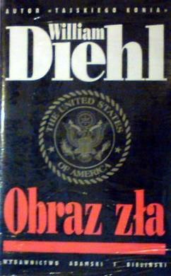 Okładka książki Obraz Zła