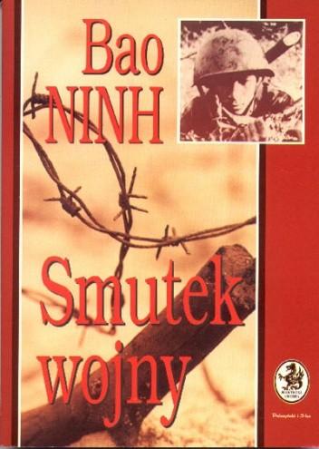 Okładka książki Smutek wojny