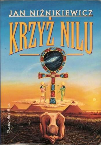 Okładka książki Krzyż Nilu