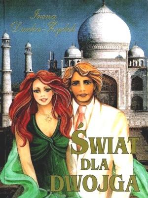 Okładka książki Świat dla dwojga