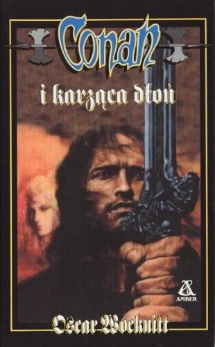 Okładka książki Conan i karząca dłoń