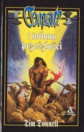 Okładka książki Conan i widmo przeszłości