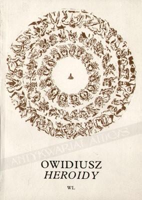 Okładka książki Heroidy