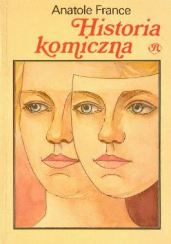 Okładka książki Historia komiczna