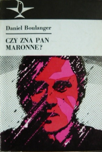 Okładka książki Czy zna pan Maronne?