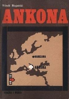 Okładka książki Ankona