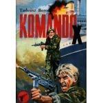 Okładka książki Komando X