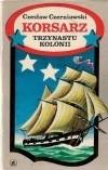 Okładka książki Korsarz trzynastu kolonii
