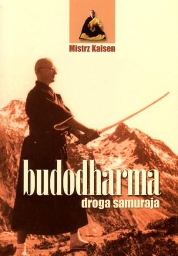Okładka książki Budodharma. Droga samuraja