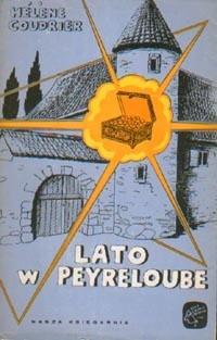 Okładka książki Lato w Peyreloube