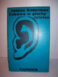 Okładka książki Zabawa w głuchy telefon