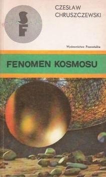 Okładka książki Fenomen Kosmosu