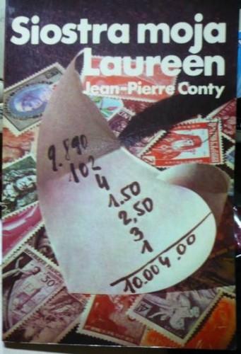 Okładka książki Siostra moja Laureen
