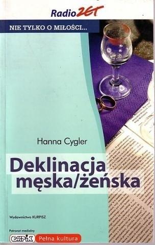 Okładka książki Deklinacja męska/żeńska