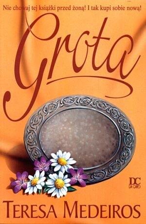 Okładka książki Grota