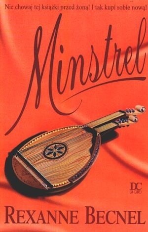 Okładka książki Minstrel