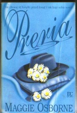 Okładka książki Preria