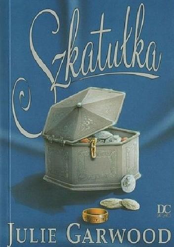 Okładka książki Szkatułka