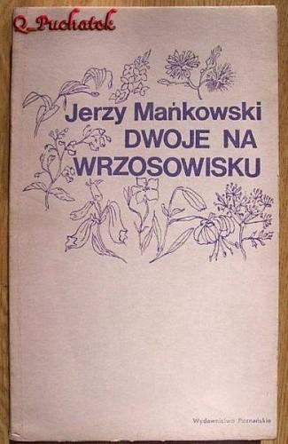 Okładka książki Dwoje na wrzosowisku