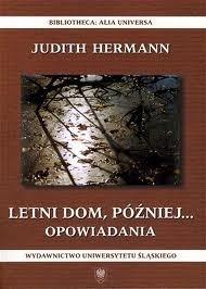 Okładka książki Letni dom, później... Opowiadania
