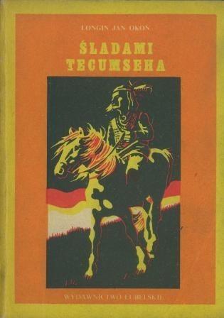Okładka książki Śladami Tecumseha