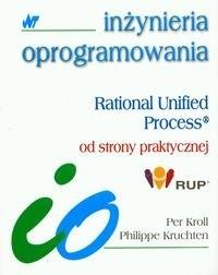 Okładka książki Rational Unified Process od strony praktycznej