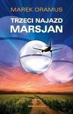 Okładka książki Trzeci najazd Marsjan