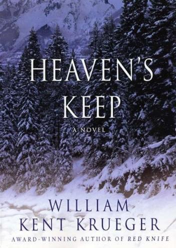 Okładka książki Heaven's Keep