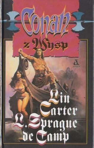 Okładka książki Conan z Wysp