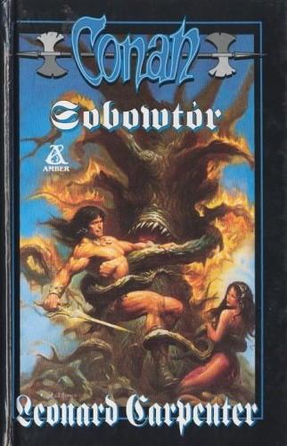 Okładka książki Conan sobowtór
